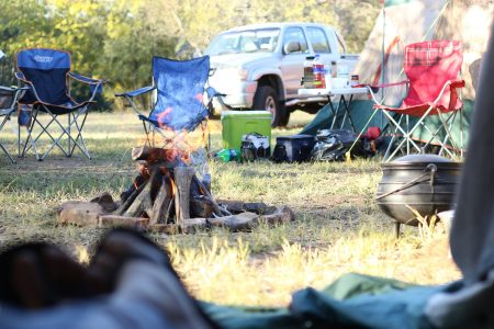 Campingbord i hemmet?